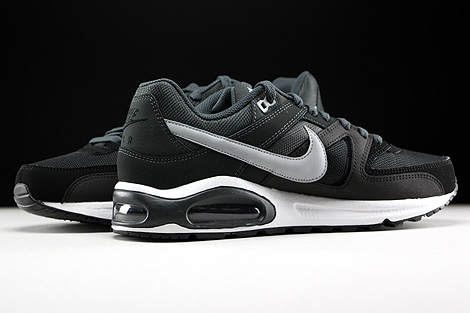 Nike Air Max Command Black Wolf Grey Anthracite White Inside