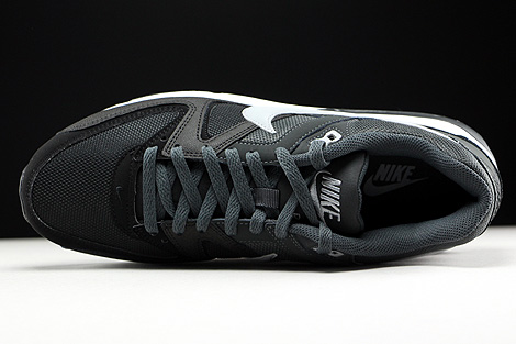Nike Air Max Command Black Wolf Grey Anthracite White Back view