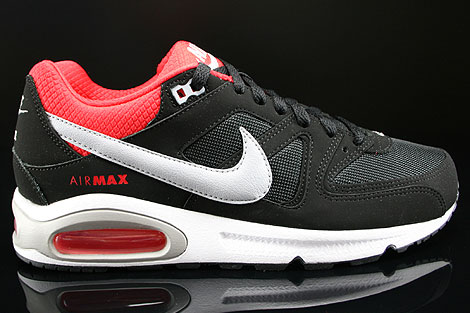 nike air max command schwarz grau rot weiss 397689 085. Black Bedroom Furniture Sets. Home Design Ideas