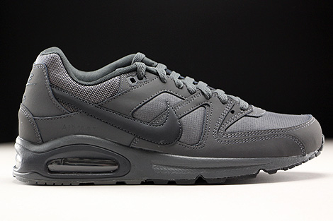 Nike Air Max Command Dunkelgrau Anthrazit Grau