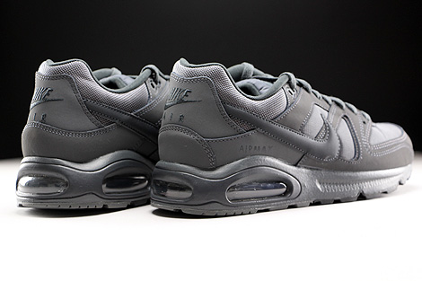 Nike Air Max Command Dark Grey Anthracite Cool Grey Back view
