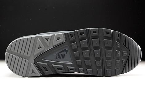 Nike Air Max Command Dunkelgrau Anthrazit Grau Laufsohle