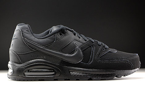 Nike Air Max Command Leather Schwarz Anthrazit