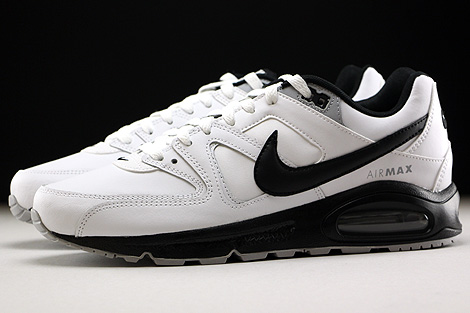 Nike Air Max Command Leather whiteblack