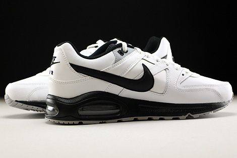 air nike command leather max grey BlancNoir ATTdqrx