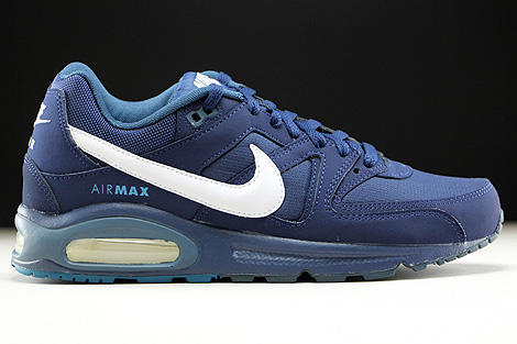 nike air max command mens blue