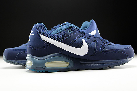 Nike Air Max Command Midnight Navy White Inside