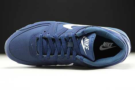 Nike Air Max Command Midnight Navy White Over view