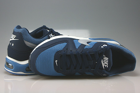 Nike Air Max Command Midnight Navy Wolf Grey Horizon Over view