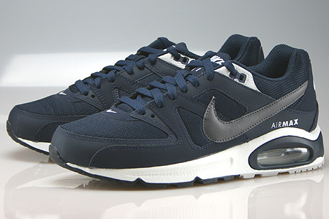 b03e0204ff553f Nike Air Max Command Obsidian Pure Platinum Squadron Blue White Right .