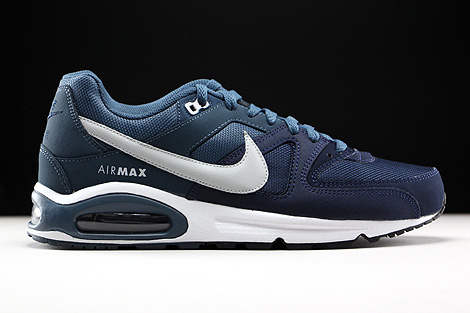Nike Air Max Command Obsidian Pure Platinum Squadron Blue White Right