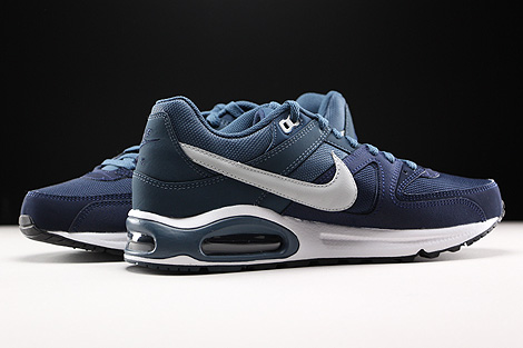 Nike Air Max Command Obsidian Pure Platinum Squadron Blue White Inside