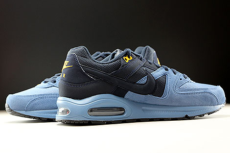 Nike Air Max Command Ocean Fog Dark Obsidian Inside