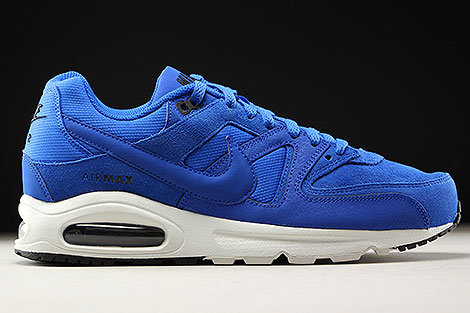Nike Air Max Command Premium Blau Weiss