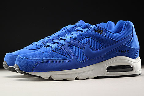 air max command premium blauw
