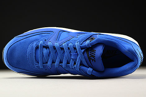 Nike Air Max Command Premium Hyper Cobalt Over view