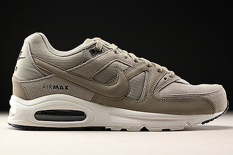 Nike Air Max Command Premium Light Taupe Black