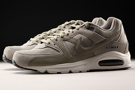 Adviento solamente maletero  Nike Air Max Command Premium Light Taupe Black - Purchaze