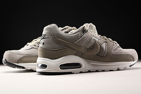 Nike Air Max Command Premium Light Taupe Black Inside