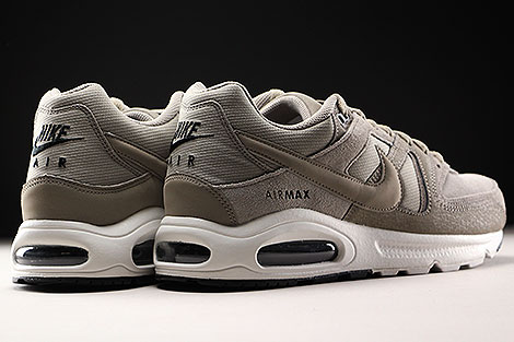 Nike Air Max Command Premium Light Taupe Black Back view