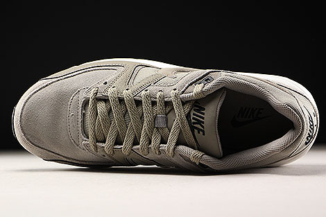 Nike Air Max Command Premium Light Taupe Black Over view