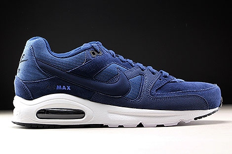 Nike Air Max Command Premium Midnight Navy Right