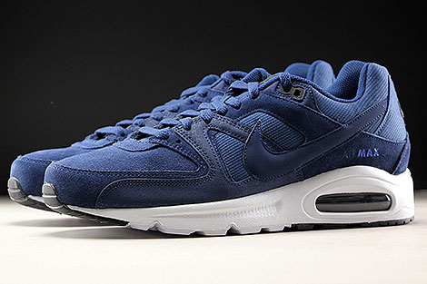 Nike Air Max Command Premium Midnight Navy Profile