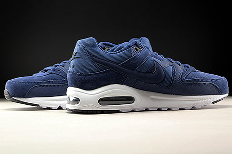 Nike Air Max Command Premium Midnight Navy Inside