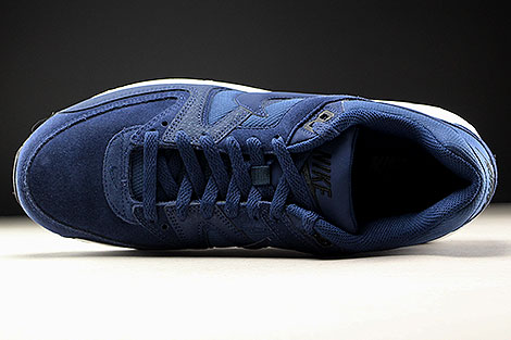 Nike Air Max Command Premium Midnight Navy Over view