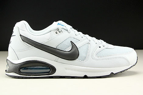 Nike Air Max Command Pure Platinum Black Right