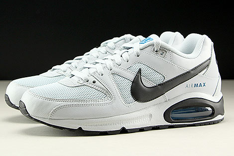 Nike Air Max Command Pure Platinum Black Profile