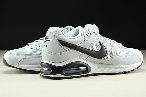 Nike Air Max Command Pure Platinum Black Inside