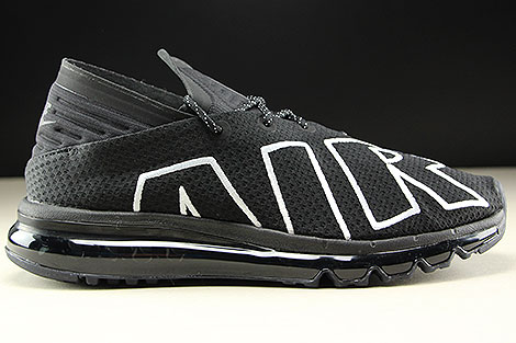 Nike Air Max Flair Black White