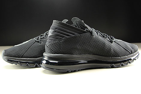 Nike Air Max Flair Black White Inside