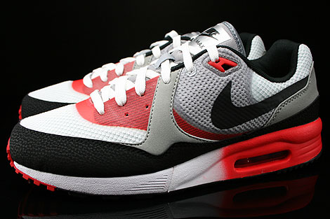 Nike Air Max Light C1.0 Cool Grey Black Light Crimson University Red Profile