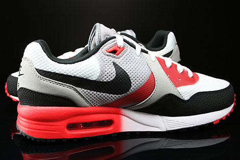 Nike Air Max Light C1.0 Cool Grey Black Light Crimson University Red Inside