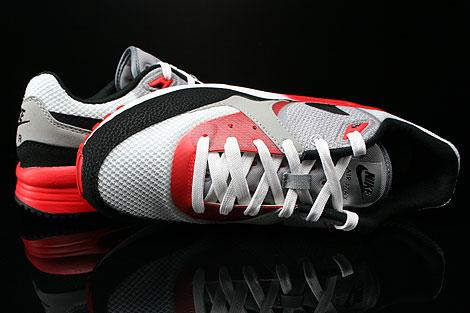 Nike Air Max Light C1.0 Grau Schwarz Weiss Rot Oberschuh