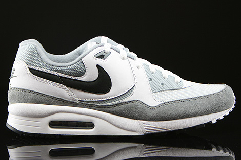 Nike Air Max Light Essential White Black Light Magnet Grey Right