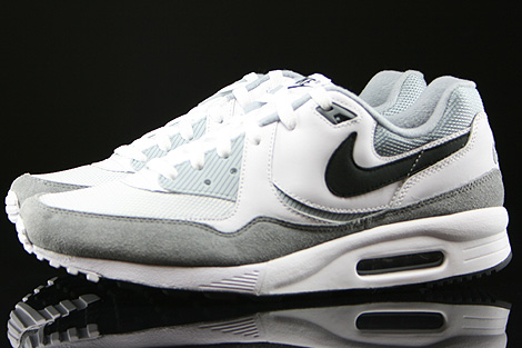 Nike Air Max Light Essential White Black Light Magnet Grey Profile