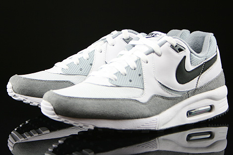 Nike Air Max Light Essential White Black Light Magnet Grey Sidedetails