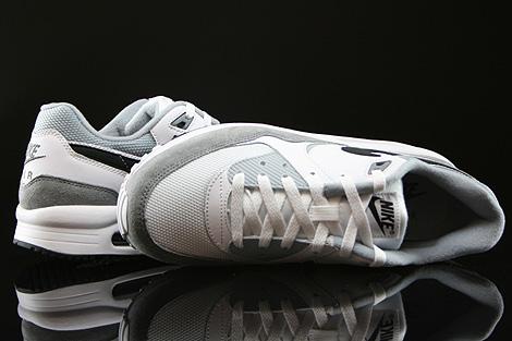 Nike Air Max Light Essential Weiss Schwarz Grau Oberschuh