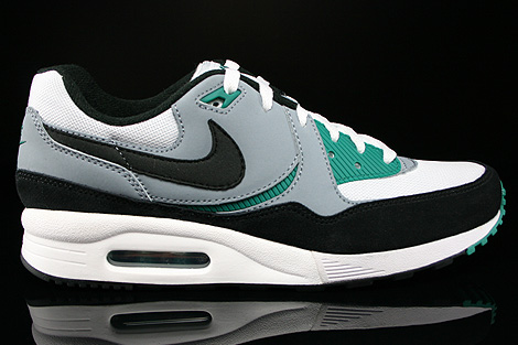 Nike Air Max Light Essential White Black Mystic Green Magnet Grey Right