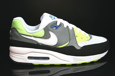 Nike Air Max Light GS White Black Nano Grey Right