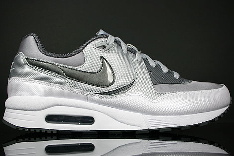 Nike Air Max Light Wolf Grey Dark Grey White Right