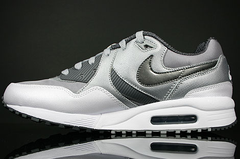 Nike Air Max Light Wolf Grey Dark Grey White Inside