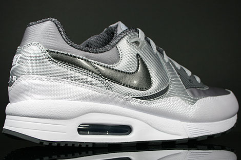 Nike Air Max Light Wolf Grey Dark Grey White Back view