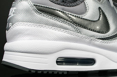 Nike Air Max Light Wolf Grey Dark Grey White Over view