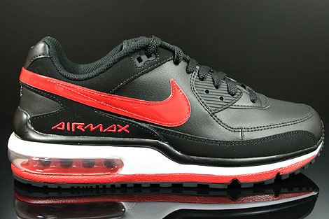 Nike Air Max LTD 2 Black Gym Red White