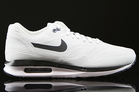 Nike Air Max Lunar1 WR Pure Platinum Black Dark Raisin