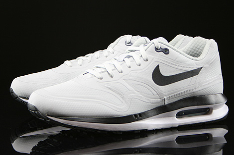 Nike Air Max Lunar1 WR Pure Platinum Black Dark Raisin Sidedetails